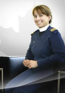 Capt the Rev. Catherine Askew