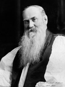 The Most Rev. Samuel Pritchard Matheson (1852-1942) Archbishop of Rupert's Land. Primate from 1909-1931.