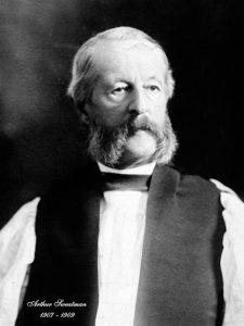 The Most Rev. Arthur Sweatman (1834-1909) Archbishop of Toronto. Primate 1907-1909.