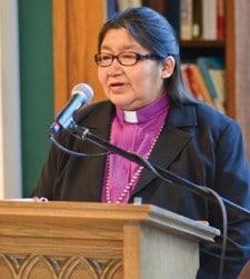 Bishop Lydia Mamakwa