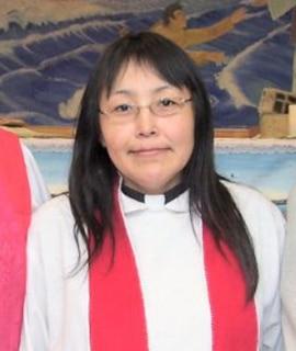 The Rev. Annie Ittoshat