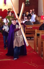 Good Friday at St. George's Brandon