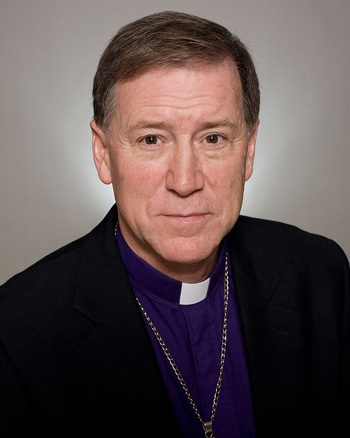 Archbishop Fred Hiltz, Primate of the Anglican Church of Canada. PHOTO: MICHAEL HUDSON FOR GENERAL SYNOD COMMUNICATIONS