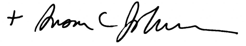 Susan Johnson Signature
