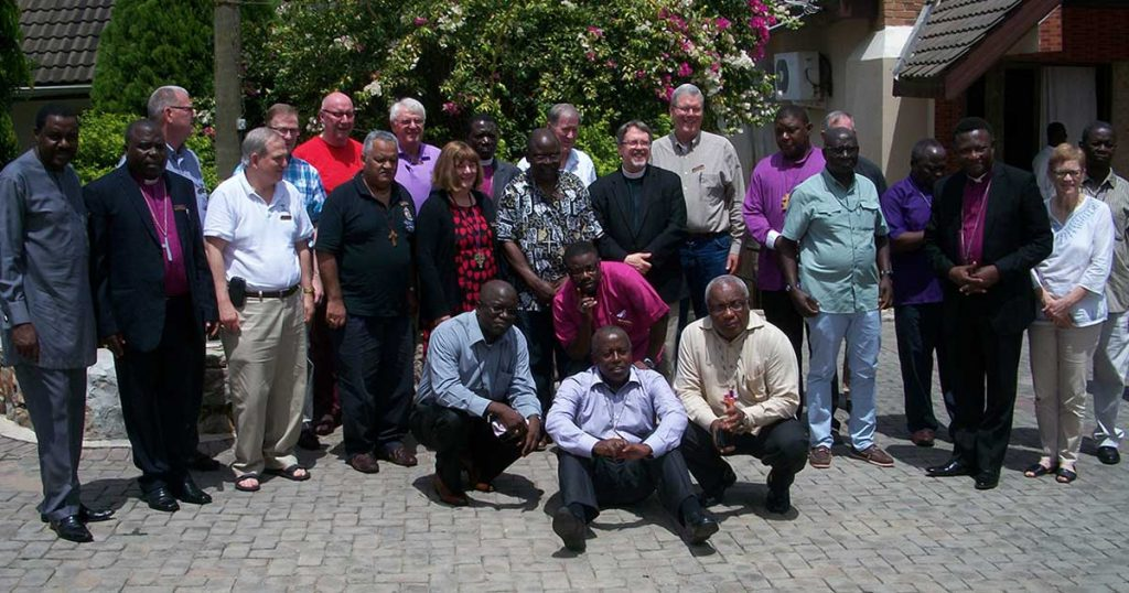 The seventh meeting of the consultation gathered bishops in Accra, Ghana. Submitted photo