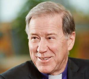 Archbishop Fred Hiltz