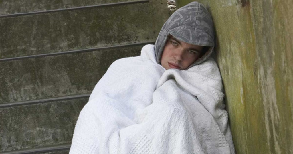 Image of a homeless person. Photo: Shutterstock