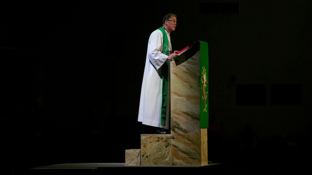 Photo of Archbishop Fred Hiltz