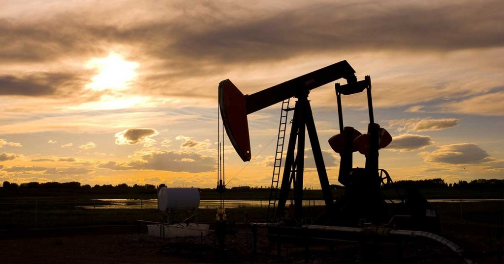 Oil Extraction Pump. Photo: Shutterstock