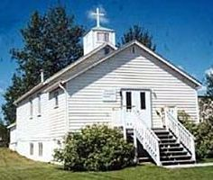 St. Mary Magdalene, Fort Nelson, BC