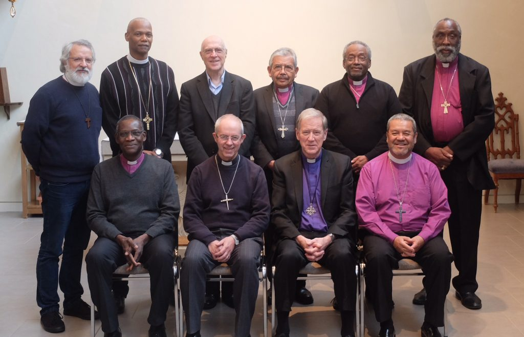 Anglican leaders from the Americas gather in Toronto for regional Primates' Meeting.