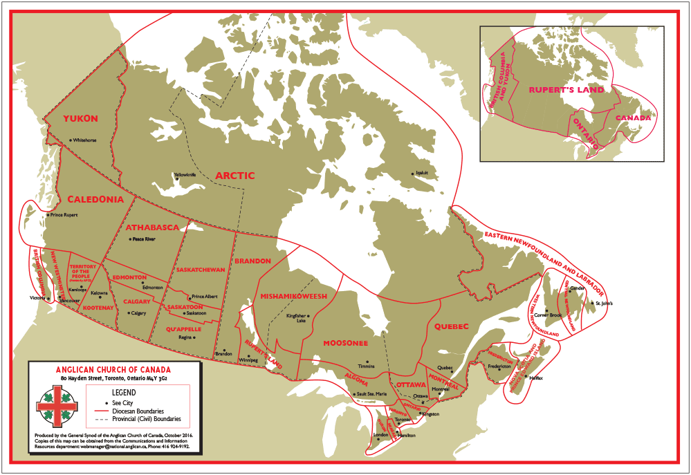 Diocean Map