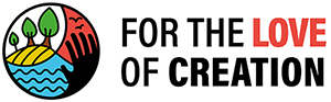 For the Love of Creation Logo