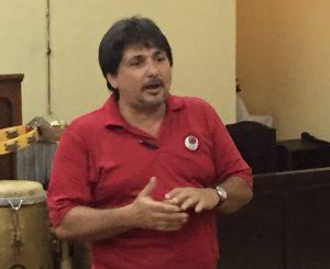 Father Aurelio de la Pazcot of Parroquia San Francisco de Asis in Cárdenas describes some of his church's social ministry with the local community.