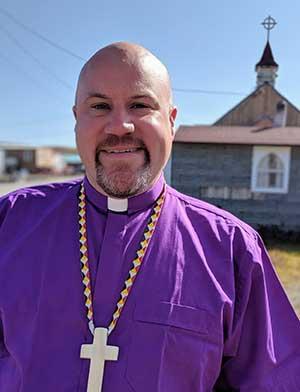 Bishop Joey Royal