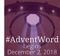 #Adventword