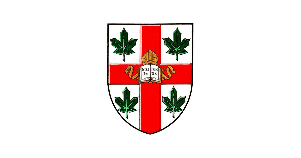 Anglican Church of Canada Coat of Arms