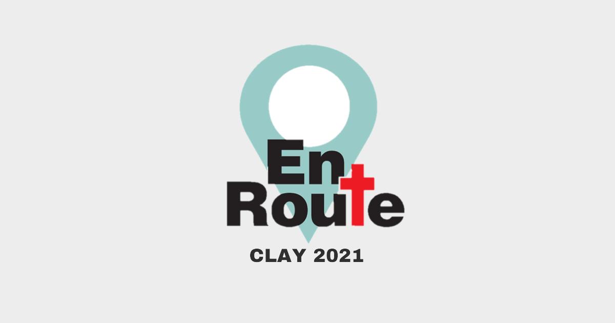 EnRoute: CLAY 2021 logo