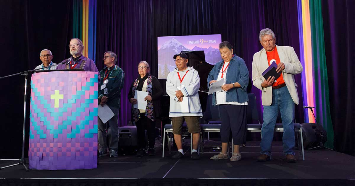 General Synod 2019 Archives - The Anglican Church of Canada