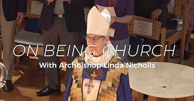 Archbishop Linda Nicholls