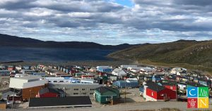 Salluit, Quebec is a community of approximately 1,500 people near the Hudson Strait in the north east region of Nunavik. Photo: Contributed