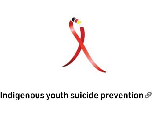 Indigenous youth suicide prevention