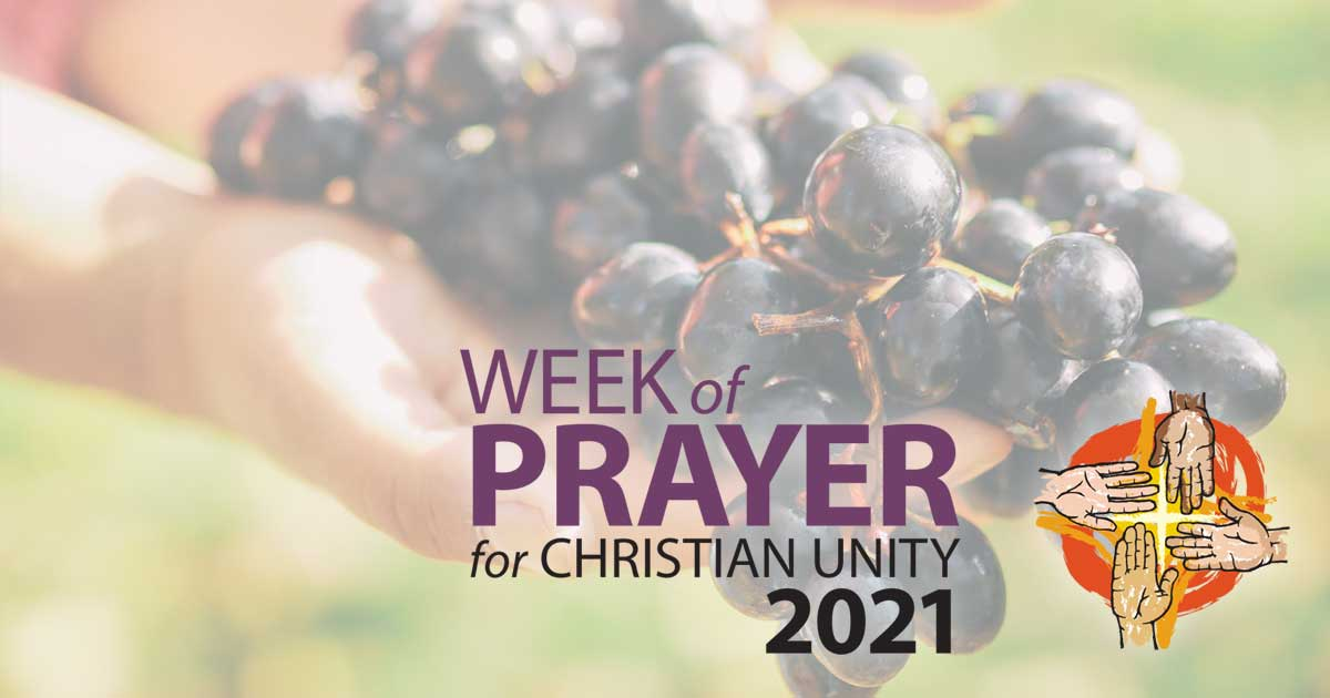 2021 Week of Prayer for Christian Unity